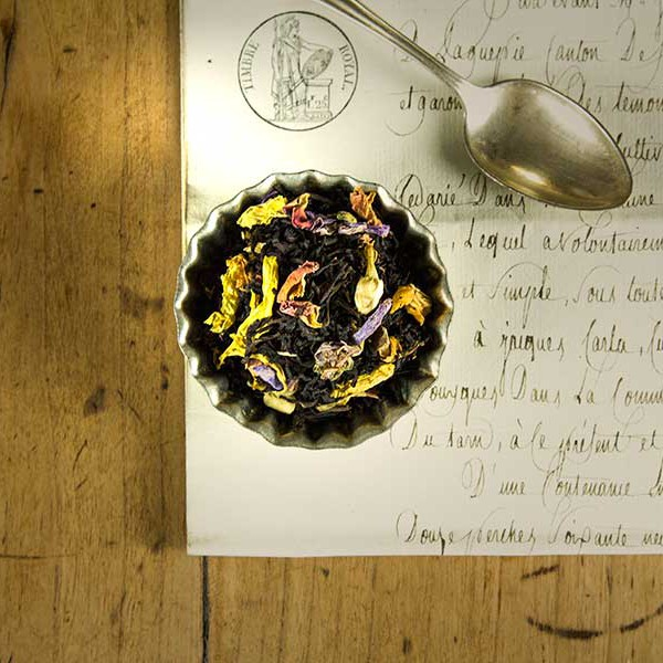 Petit Fleur - Schwarzer Tee