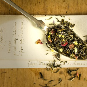 Blüte vom Himalaya - Weißer Tee
