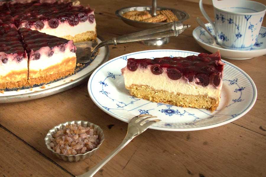Hausgebackener Kuchen Teestubchen
