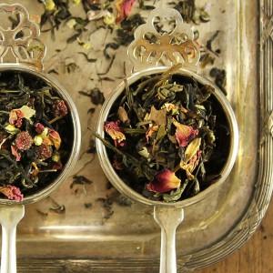 Teestübchens Grüner & Weisser Tee