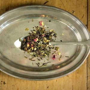 Weisse Perle - Weisser Tee