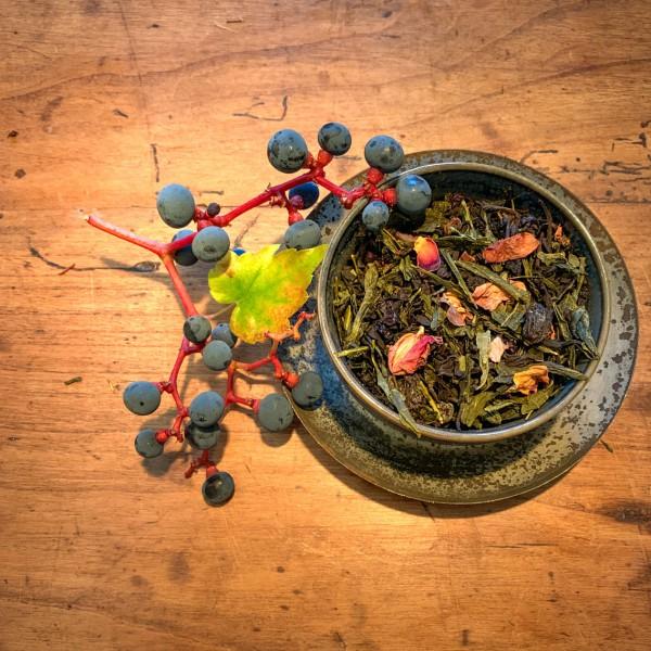 Tee Herbstgold