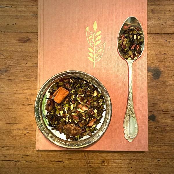 Tee Zauber der Yanomami Teestübchen